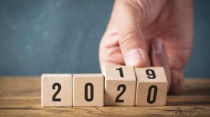 passagem de 2019 para 2020