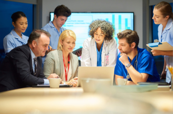 Equipe Multiprofissional No Ambiente Hospitalar: Sua Importância Para A Saúde