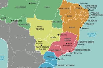 Conheça as capitais do Brasil